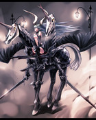 lady of death wallpaper 1