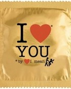 love condom wallpaper 1