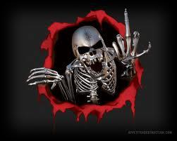 Free Skull.jpg phone wallpaper by babyyorkiee