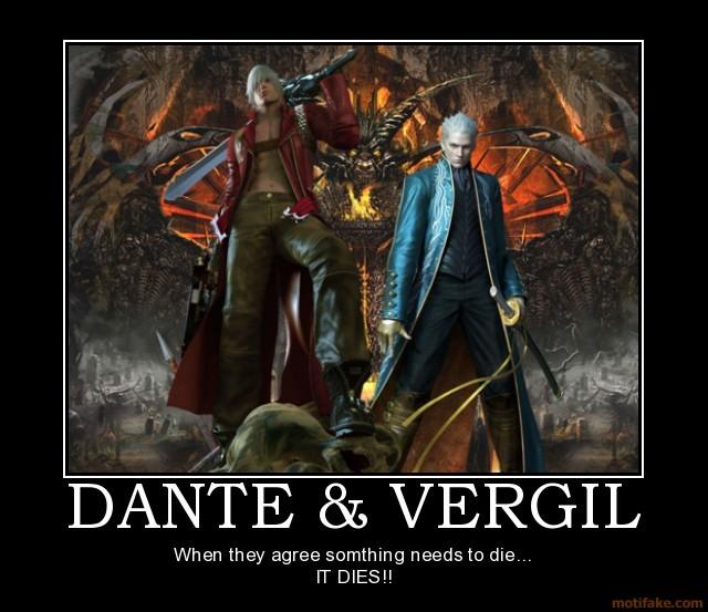Free Dante Vergil phone wallpaper by foreverdrarry