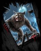 Werewolf wallpaper 1