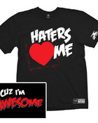haters love