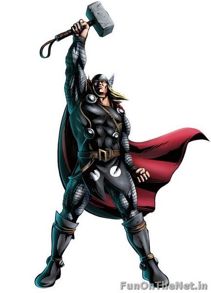 Free Thor.jpg phone wallpaper by mothman127