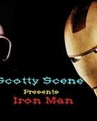 Scotty Scene Iron Man wallpaper 1