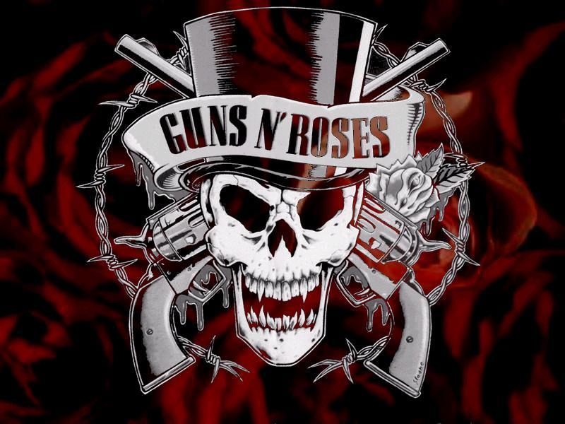 Free guns-n-rose-skulls.jpg phone wallpaper by djrocketman