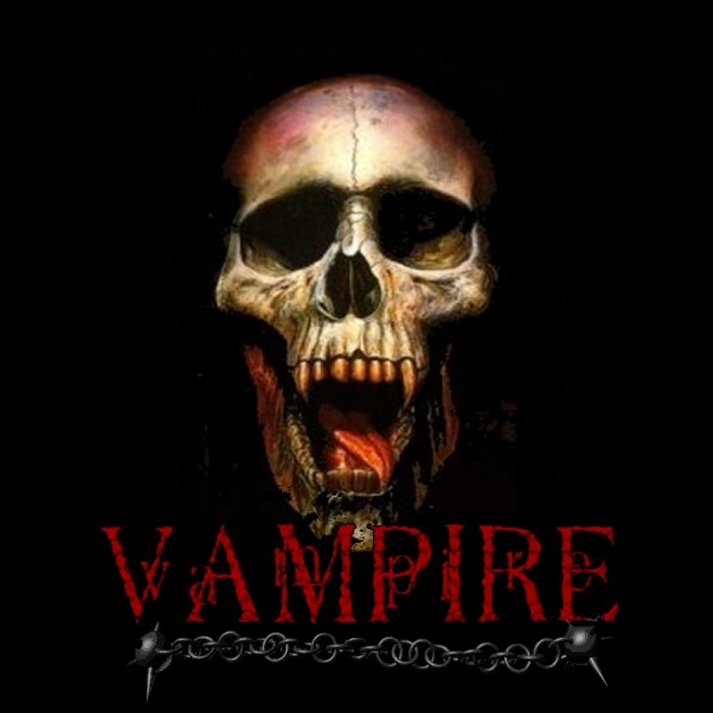 Free vampire-skull-open-mouth.jpg phone wallpaper by djrocketman