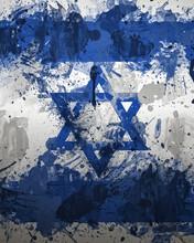 Free Israel Flag phone wallpaper by 12crowns