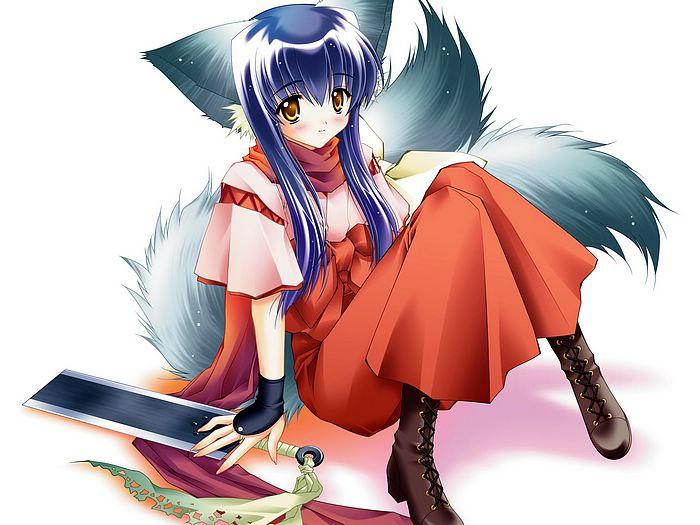 Free Manga Anime Girls CG 2003.JPG phone wallpaper by kayla271