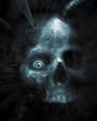 Half-Dead Skull