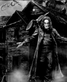 The Crow wallpaper 1