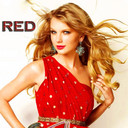 Free RED TAYLOR SWIFT phone wallpaper by babygirl399