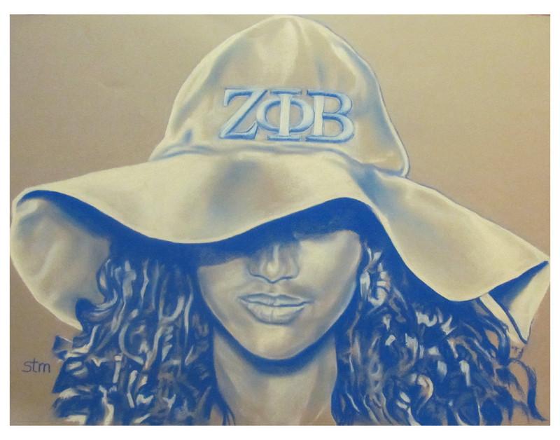 Free zeta girl hat.jpg phone wallpaper by chadee