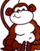 Chunky monkey wallpaper 1