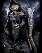 Rockn'Roll Skull