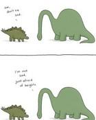 Don't Be Sad Dino