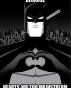 hearts are to mainstream