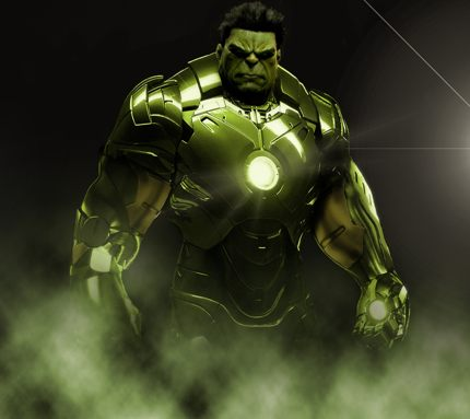 Free IRON MAN(hulk).jpg phone wallpaper by twifranny