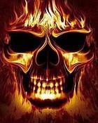 Fire Skull.jpg wallpaper 1
