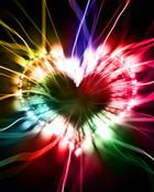 Glowing Heart..jpg wallpaper 1