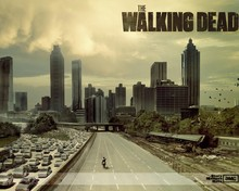 Free the walking dead  phone wallpaper by gil1989