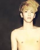 shirtless Key wallpaper 1
