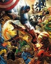 Free Civil War - The Final Battle.jpg phone wallpaper by mkximus