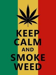 Free keep calm and smoke weed phone wallpaper by ambernicole3857