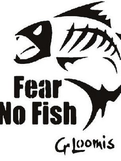 Free G Loomis Fear No Fish phone wallpaper by hamiltonhaze