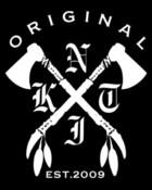 Kanati Clothing Co. Tomahawk Logo