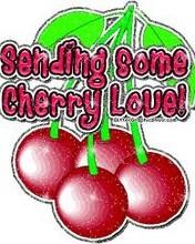 Free Cherries phone wallpaper by feliciaf420