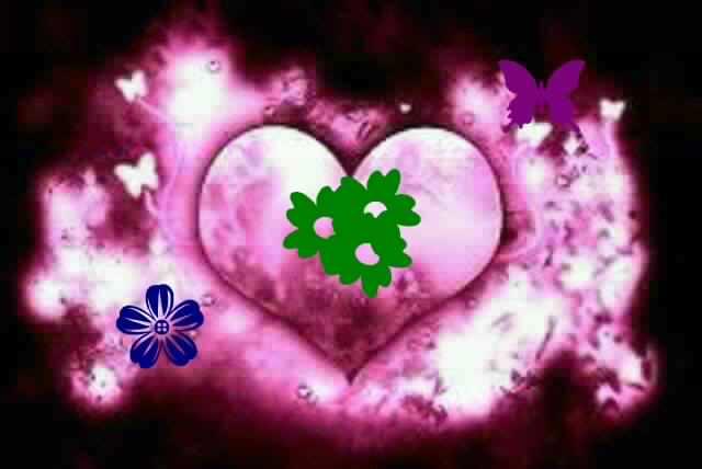 Free beauty heart.jpg phone wallpaper by wonderwomanfour3