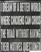 Dream Of A Better World wallpaper 1