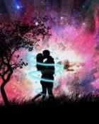 Love in the Night Sky