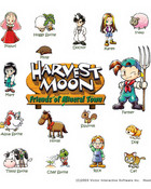 Harvest Moon The Game wallpaper 1