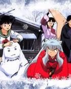 Inuyasha & Kagome & Sango & Miroku & Shippo