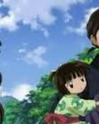 Sango & Miroku & Shippo and Their Kids