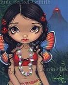 volcano fairy