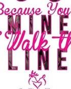 I walk the line wallpaper 1