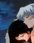Kagome and Sesshomaru