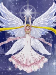 Free Princess Serenity phone wallpaper by AngelicPagan