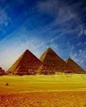 Free pyramid phone wallpaper by carlossr