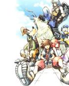 Kingdom Hearts: Final Mix wallpaper 1