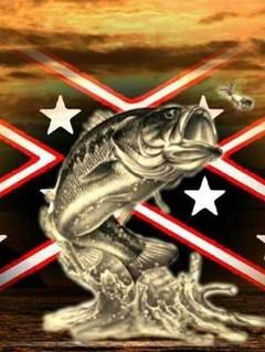 Free rebel fish phone wallpaper by countryboy87
