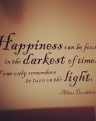 Happiness-Albus Dumbledore