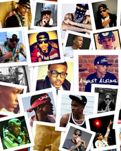 Free August Alsina phone wallpaper by teambreezy01