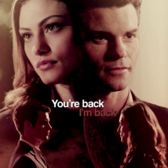 Free The Original Elijah and Hayley phone wallpaper by whiskey91