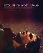 I'm Not Human Damon Salvatore
