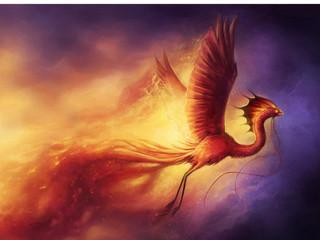 Free phoenix phone wallpaper by archer79