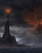 Mordor-Mt. Doom
