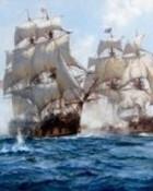 Sea engagement